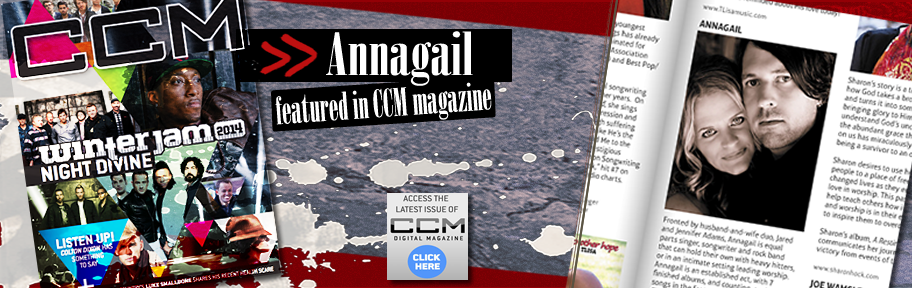 Annagail in CCM Magazine